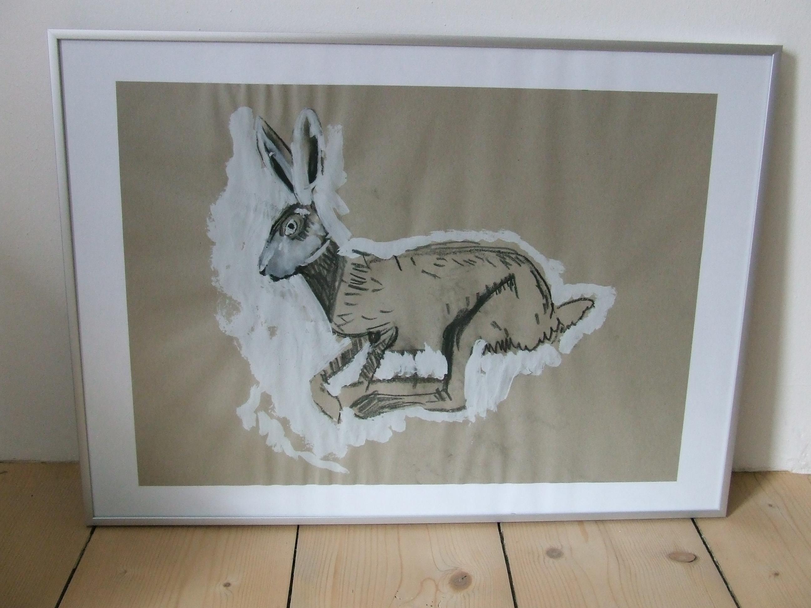 rennender Hase 2