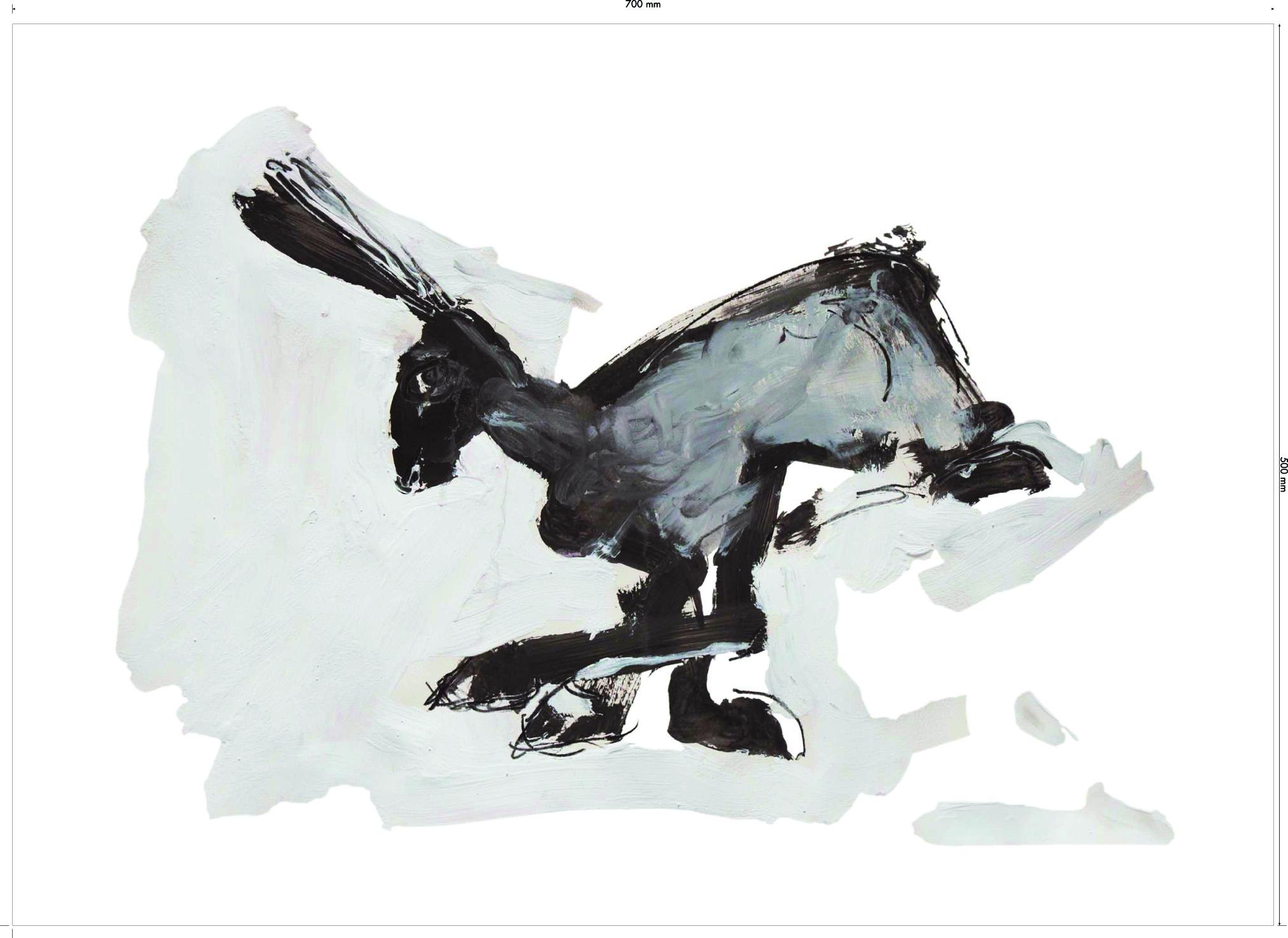 rennender Hase 3