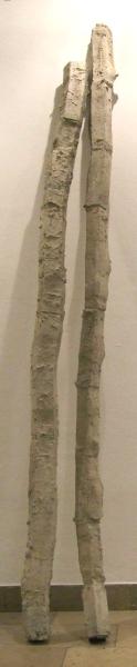 Fünfkanthybrid, Betonguss